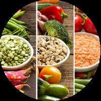 7 רכיבי תזונה שצמחונים חייבים לצרוך בתפריט שלהם
