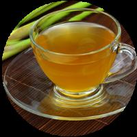 10 יתרונות תזונתיים של עשב הלימון (לימונית)
